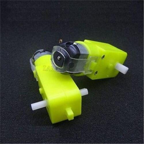 Getriebemotor Für Arduino Intelligentes Auto Getriebemotor Tt Motor Roboter D qv