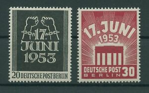Germany-Berlin-vintage-yearset-1953-Mi-110-111-Mint-MNH-More-Sh-Shop