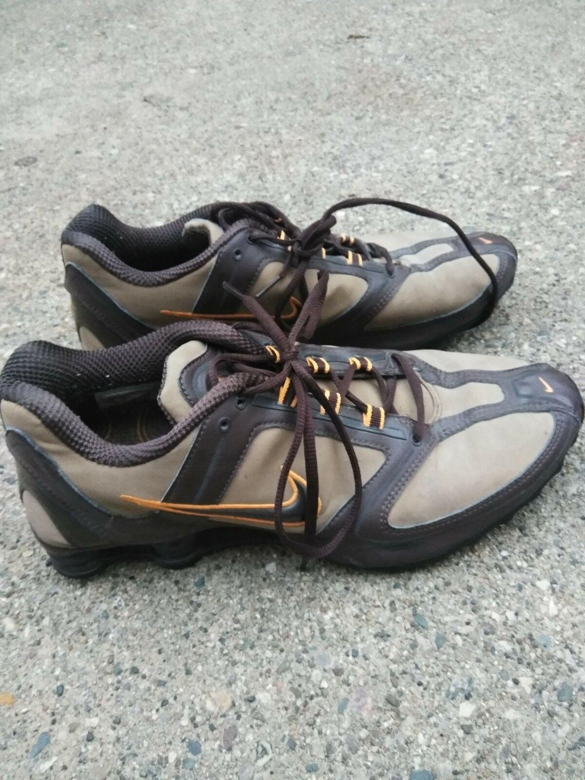 Mens nike shox shoes size 12