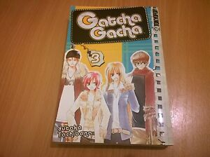 Gatcha Gacha Volume 3 - <span itemprop='availableAtOrFrom'>London, United Kingdom</span> - Gatcha Gacha Volume 3 - London, United Kingdom