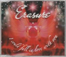 Erasure - I Could Fall In Love With You - Scarce 2 track radio promo CD