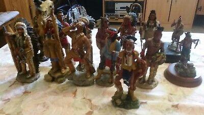 Kraftvoll Indianer Figuren Sammlung Von Castagne Supplement Die Vitalenergie Und NäHren Yin Sammeln & Seltenes Aufstellfiguren