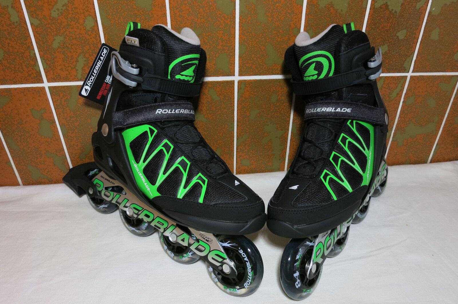 SUPER Inliner Gr Skates von Rollerblade Gr Inliner 44,5 roces k2 fila NEU  NP 159,95 d29c0c