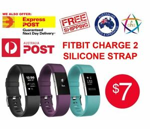 Fitbit-Charge-2-Various-Luxe-Band-Replacement-Wristband-Watch-Strap-Bracelet-AUS
