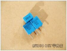 50PCS X 100V 68NF 68000PF 10/% Mylar Film Capacitors Good quality 2A683  K