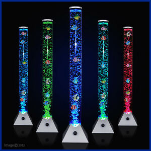 Image Is Loading Large Colour Changing LED Novelty Sensory Mood Bubble