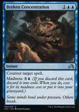 4x Broken concentration | NM/M | Shadows over Innistrad | Magic MTG