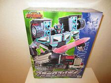 Transformers Takara 2000 RID Car Robots Scourge Black Convoy D-012 MISB new