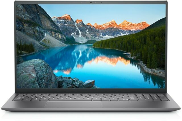 "Dell Inspiron 15 5510 Laptop 15.6"" FHD Intel i7-11370H 1TB SSD 16GB Win10 Home"