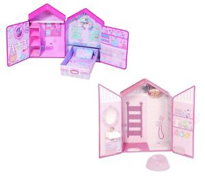 Zapf-Creation-Baby-Annabell-Bedroom-Bathroom-Deluxe-Baby-Doll-Playset-Toy