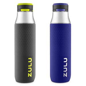 ead1e6532e Zulu 32 oz. Studio Tritan Water Bottle, 2-Pack (Gray/Blue ...