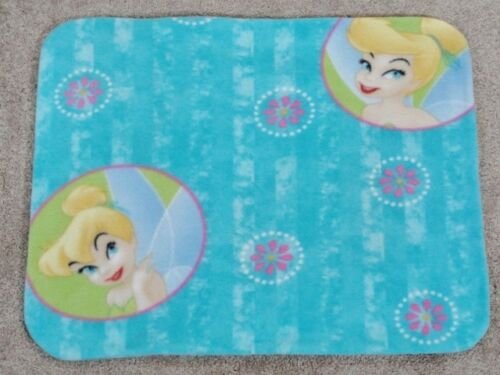 2 CHOICES TWIN PILLOW COVER- DISNEY/'S TINKERBELL PRINTS FLEECE STANDARD
