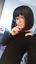 PERRUQUE-NOIRE-COURTE-SEXY-ADULTE-FEMME-BRUNE-WIG-CHEVEUX-DeGUISEMENT-BLACK-AFRO miniature 11