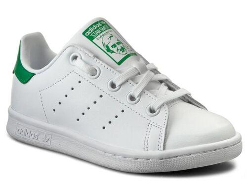 Adidas Niño Zapatillas Smith Piel Niña Blancas De Stan C Deportivos Zapatos XAr8FXn7