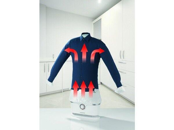CLEANmaxx Hemden & Blusenbügler - nie wieder Hemden bügeln