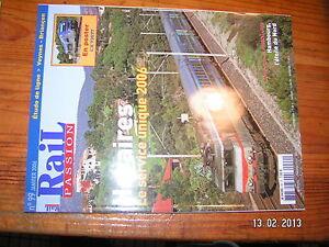 $ Rail Passion N°99 Veynes-briançon Prima 6000 Hambourg Bb25100 AgréAble à GoûTer