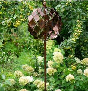 Jonart-Windsculpture-Riviera-Sterling-Wind-Spinner-Garden-Ornaments-SP595