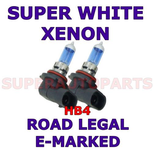 Bmw M5 Hid 2000-on Set Hb4 bombillas de Xenon