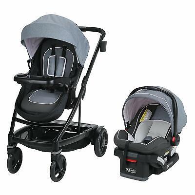 Black, Grey, Pink Brand New! Hazel Graco Uno2Duo Second Seat