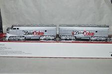 HO Athearn Diet Coke Coca-Cola billboard advertising EMD F7A&B locomotive train