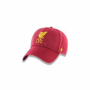 Liverpool FC Vintage Liverbird Crest Adustable Hat 47 Design Officially Licensed