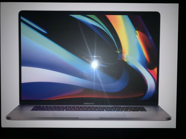 MacBook Pro, Macbook Pro/A2141, 2,6 GHz, 16 GB ram, 512 GB…