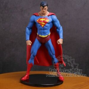 DC-Comics-Super-Hero-Superman-Movable-PVC-Action-Figure-Collectible-Model-Toy