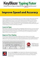 Keyblaze Typing Tutor , Enhance Typing Skills Pc , Nch Software