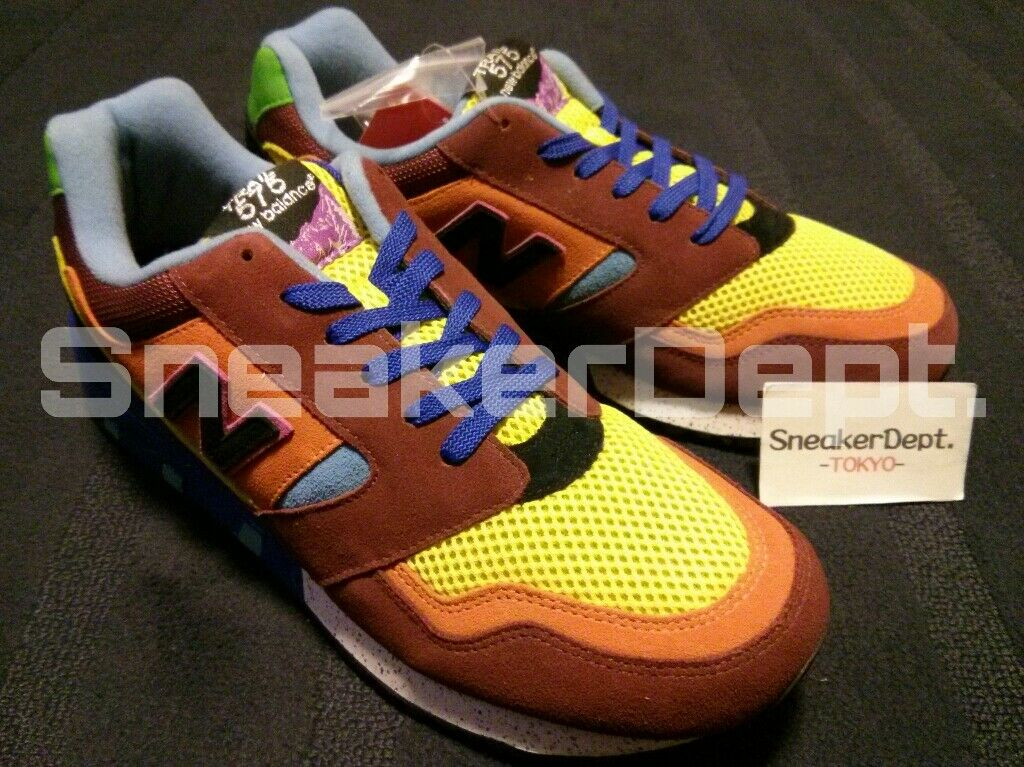 DS 2009 NEW BALANCE M575J AS FAME CITY X MITA NB SZ12