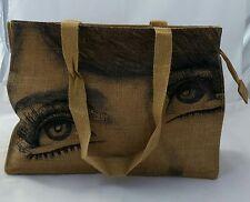 New Designer Ladies Handbag Shoulder Bag Holiday Shopping Natural JUTE Bag Beach