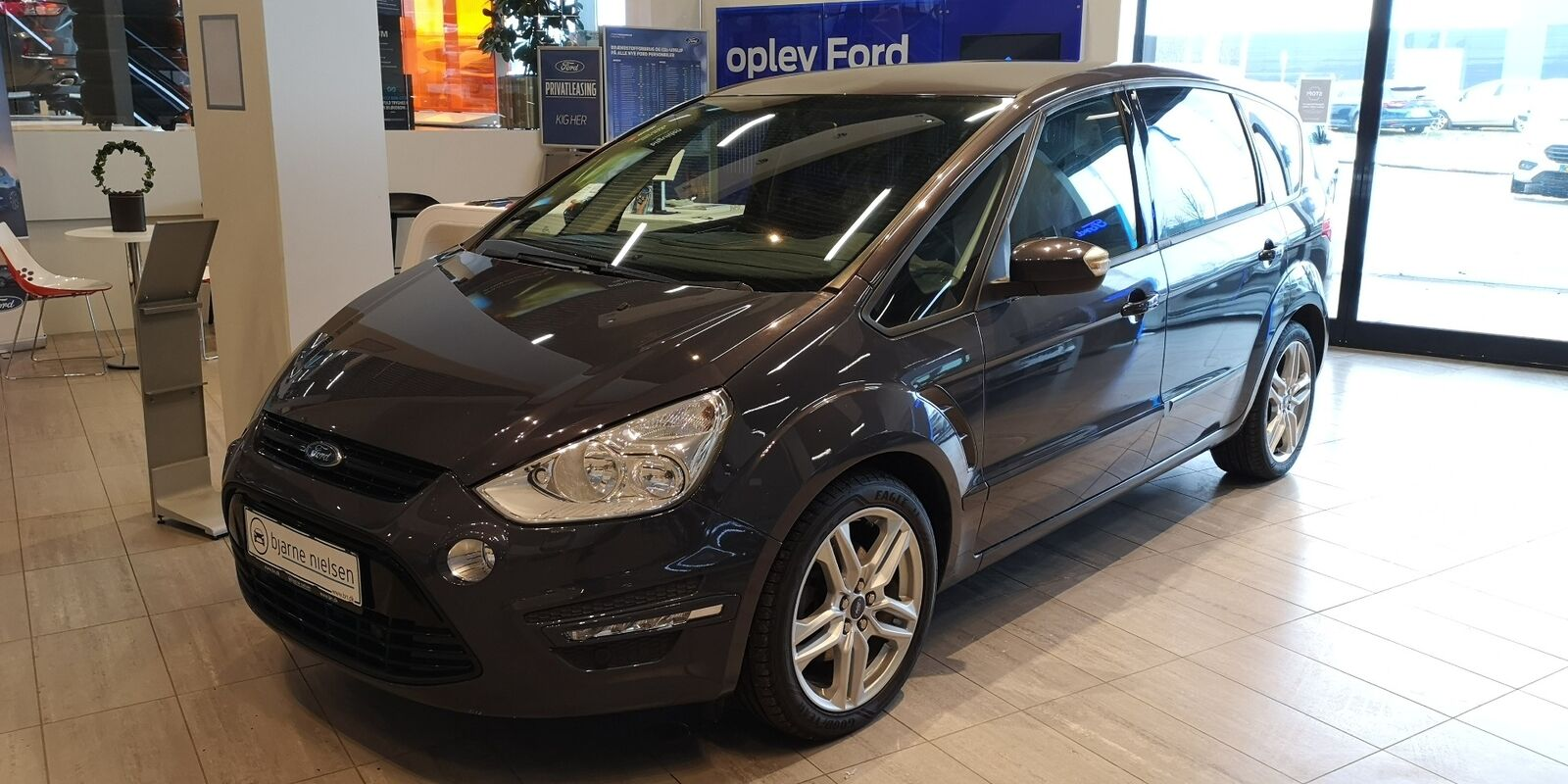 Ford S-MAX 2,0 TDCi 163 Collection aut. 7prs - billede 0
