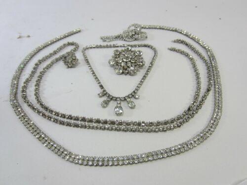 Vintage Lot of Rhinestones- Dress Embellishment, … - image 1