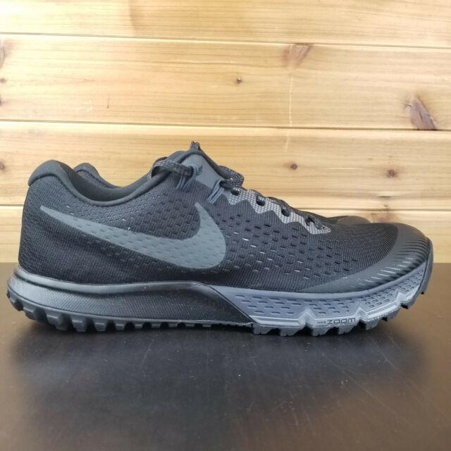 Nike Air Zoom Terra Kiger 4 IV Black Men Trail Running Shoes Sneakers 880563 010