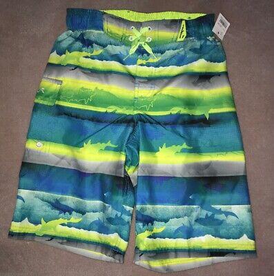 Pick Your Color NWT ZeroXposur Surf Shorts Swim Trunks /& Goggles Sz 10//12 UPF50