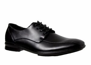 MENS-GROSBY-OLIVER-BLACK-DRESS-WORK-CASUAL-FORMAL-MEN-039-S-LACE-UP-LACE-UP-SHOES