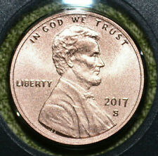 2017 S 225th Anniversary Enhanced Uncirculated Lincoln Shield Penny