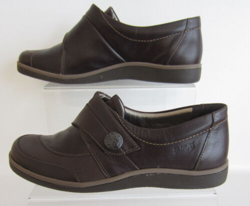 Pour Laura r6b Uk 8 Suave Nubuk To Femmes Chaussures 5 Brun S5wwxdFA