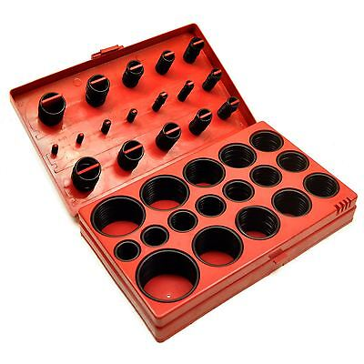 419pc Joint Gummi O-ring Joint Plomberie Sortiment Bausatz Metrische Universell