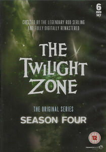 Twilight-Zone-Season-4-NEW-amp-SEALED-ALL-REGION-PAL-Plays-on-any-Player