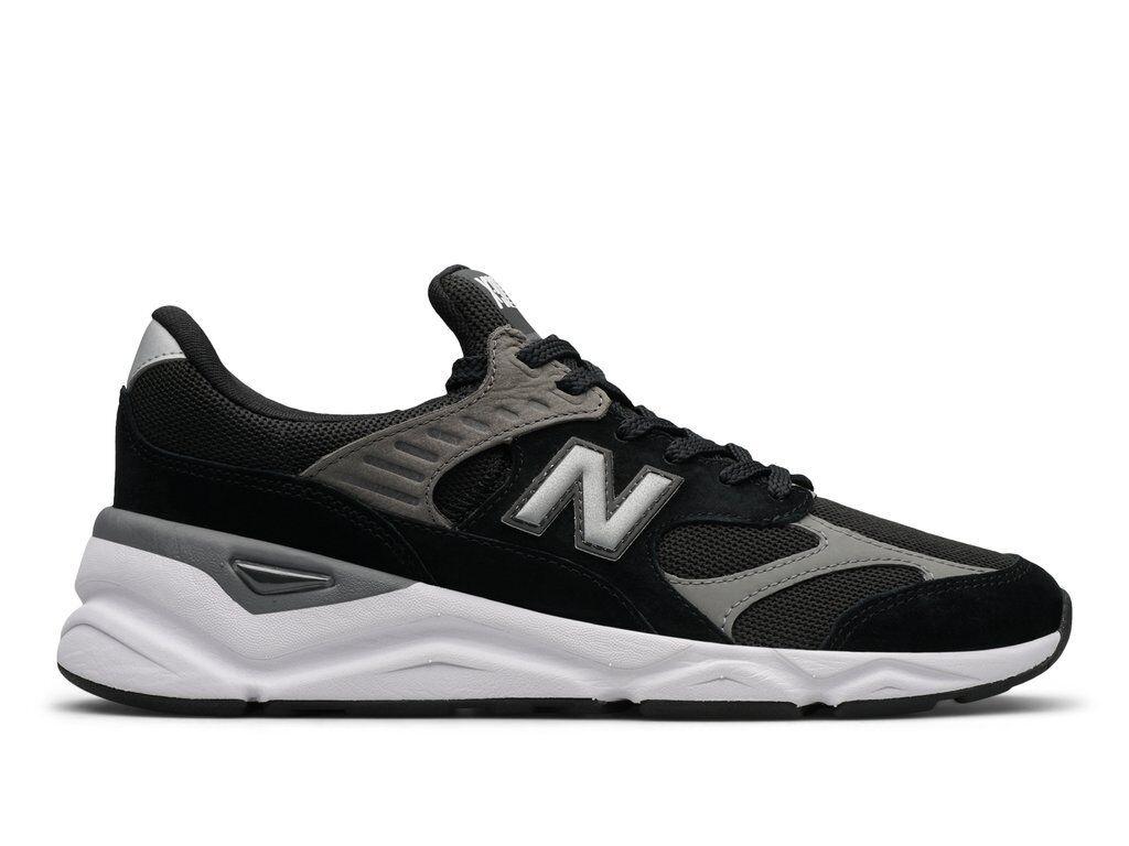 {MSX90RLB} Men's New Balance X90 X90 X90 BLACK/CASTLEROCK *NEW* c86e9c