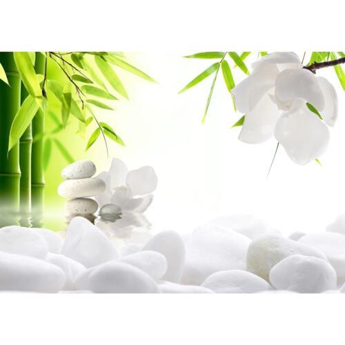 Papiers peints photos papier peint Papier peint toile fleurs feng shui la fresque XXL 3d Effet DECO