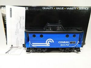 Brand-New-K-Line-027-Conrail-N5C-Caboose-K615-1411-TOTES93