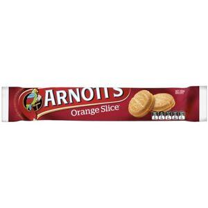 Arnott's Orange Slice Biscuits 250g