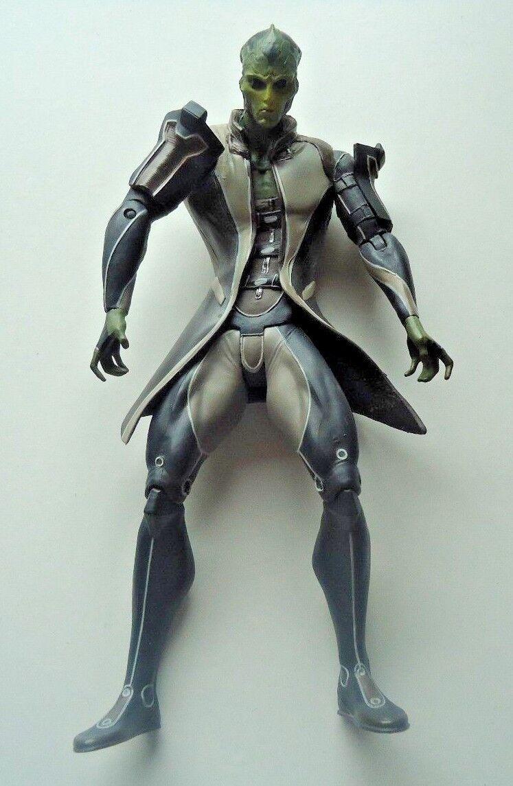 Mass Effect 3 Series 1 Thane 7  Action Figure 2012 Big Fish Toys RARE