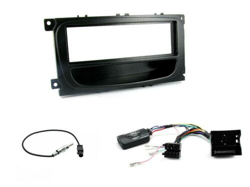 CTKFD61 CD STEREO RADIO FACIA FASCIA FULL KIT FOR FORD FOCUS MONDEO