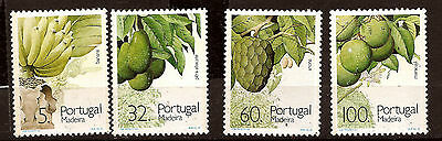 Exotischer Banana,avocado,sugar Apple Passion 103m19a Portugal madeira Obst