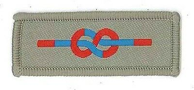 SCOUTS OF MONGOLIA Scout Leader Commissioner MEDAL OF HONOUR Ribbon Award