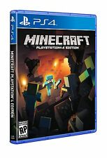 Minecraft (Sony PlayStation 4) PS4 *NEW*