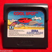 Cool Spot-Virgin 1993-Sega Game Gear GG