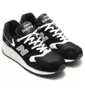 best sneakers cd71a 3e4ee New Balance 999 ML999LUR Black White Men Size 8 | eBay